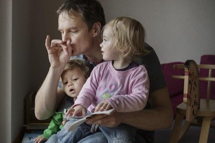 Rencontres entre futurs papas etavec des spécialistes - Maternité des HUG - Genève (2 fois par mois)