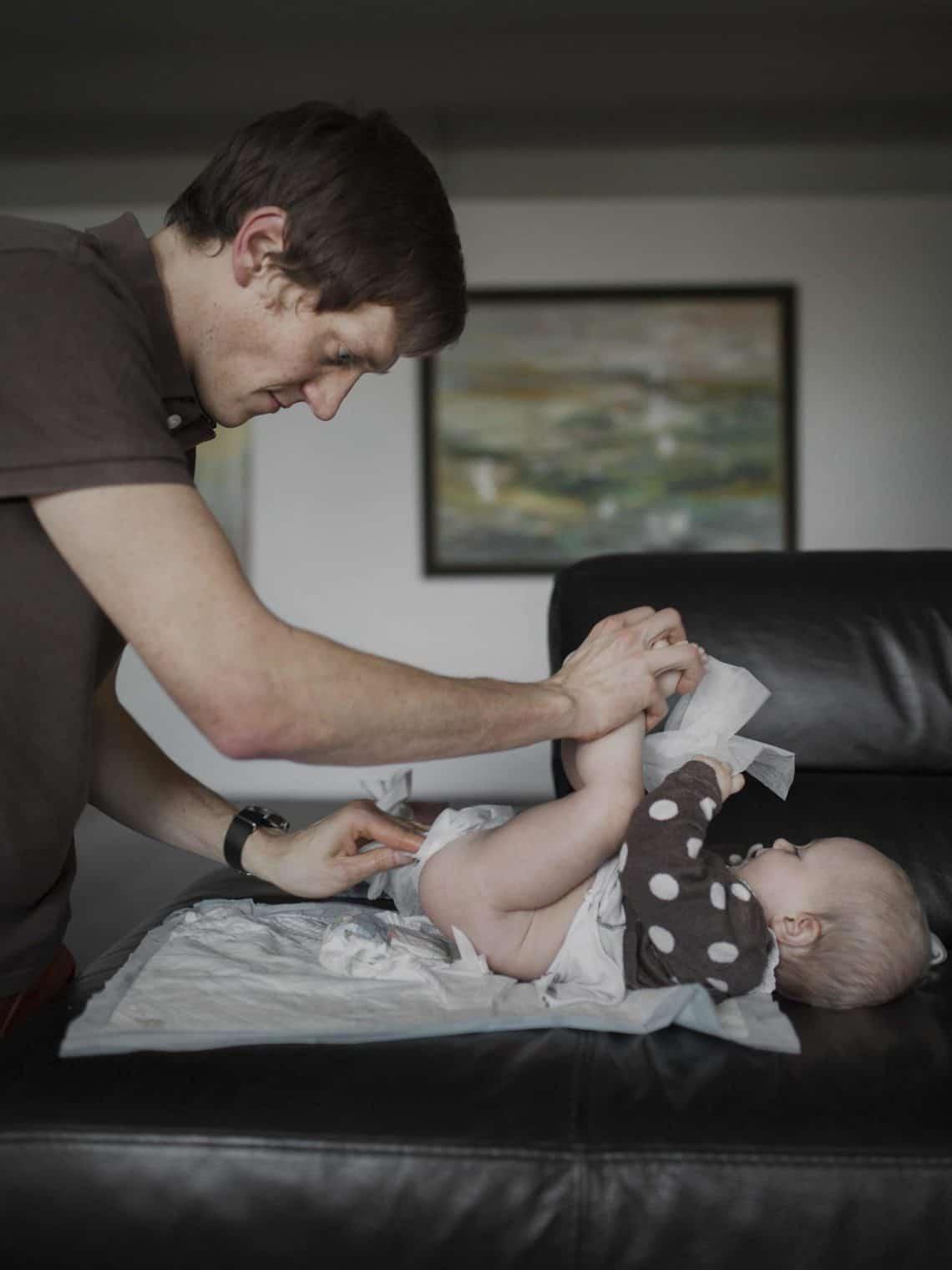 Atelier Waouh, je vais devenir papa! en partenariat avec Profa Vaud - Lausanne