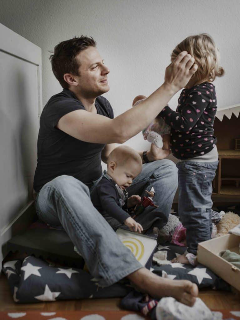 Rencontres pour les pères et futurs pères