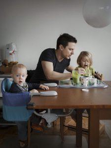 Kita-Anlässe für Väter und Kinder