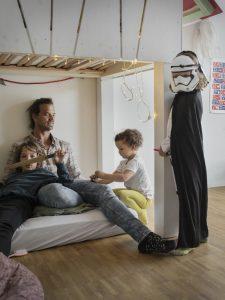 Exposition «Papas en Suisse»